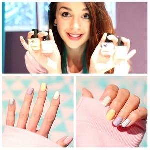 Ok, j'ai reçue ma commande de @pshiiit_polish , je préviens, je suis hystérique !!! #nail#nailart#nailpolish#vernis#pastel#pastelnail#pastelpolish#sweet#candy#ncla#asif#notsosweet#letsstayforever#tennisanyone#ambeautysleeppmshoppingspree#cosmetics#beauty#beautyaddict#summer#happy#girl#pink#mint#blog#blogger