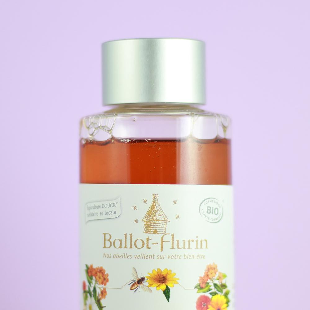 routine cheveux naturel ballot flurin