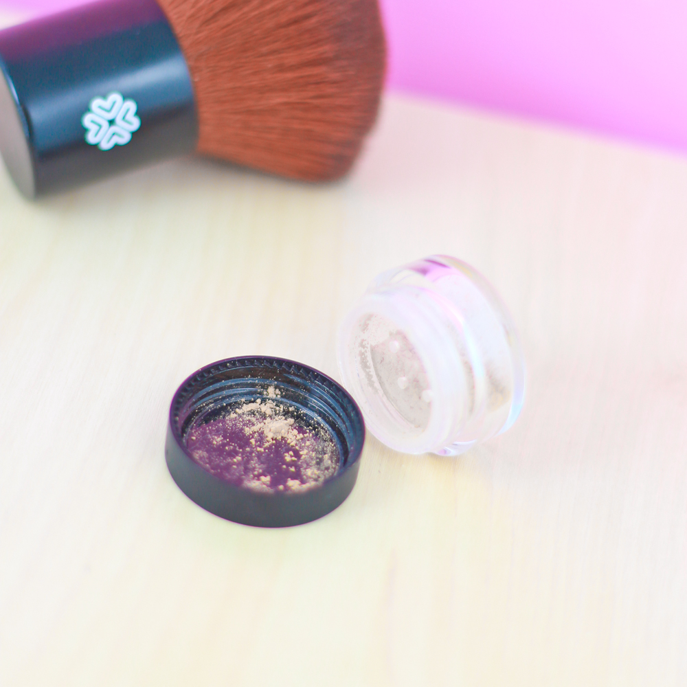 maquillage nude mineral
