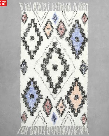 Tapis Berbere Colore