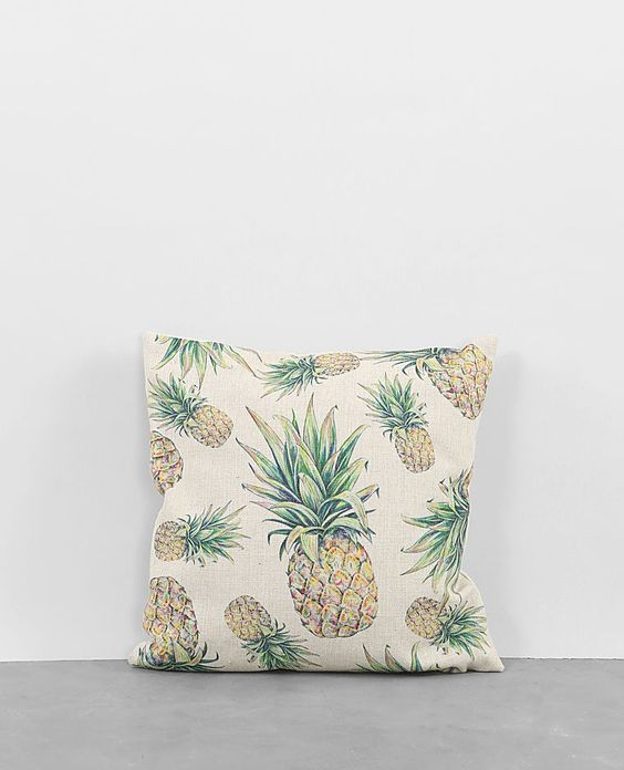 Coussin Ananas Pimkie