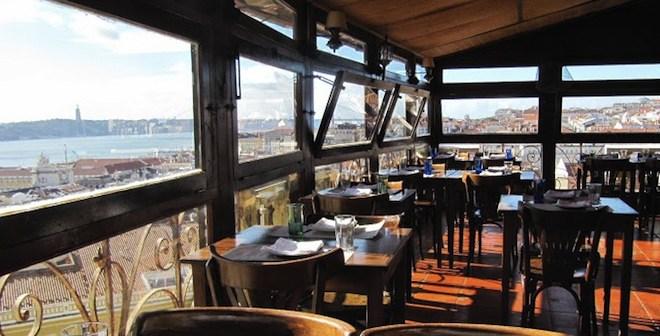 Meilleures adresse à Lisbonne - Chapito Restaurant Lisbonne