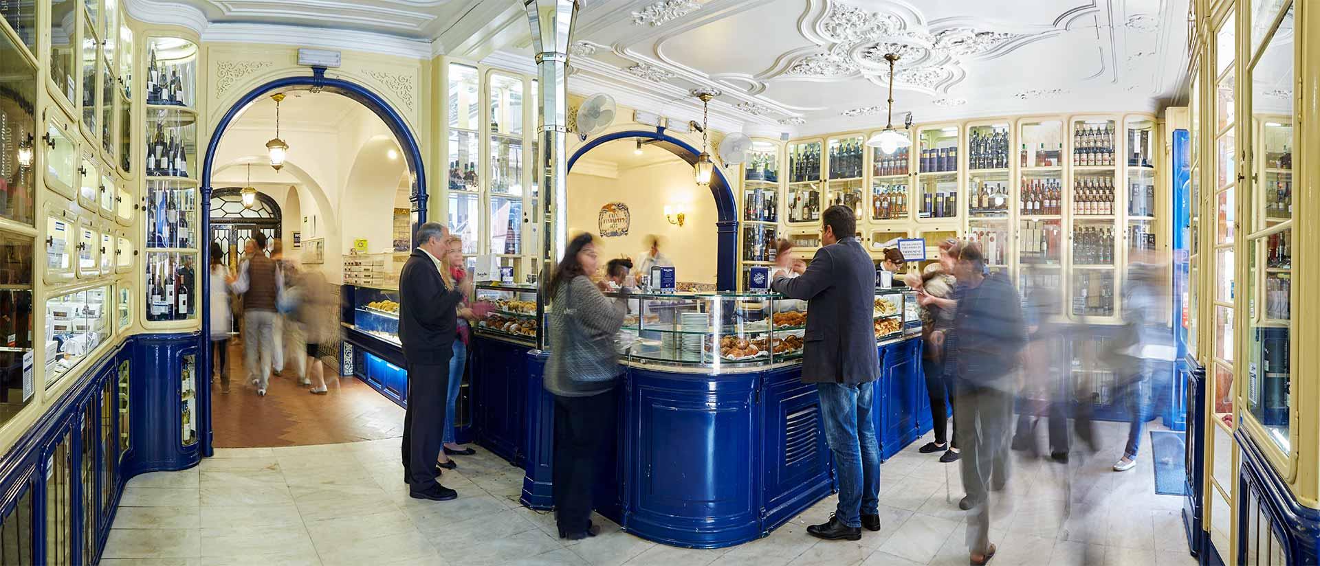 Meilleures adresse à Lisbonne - Les Pasteis de Belem