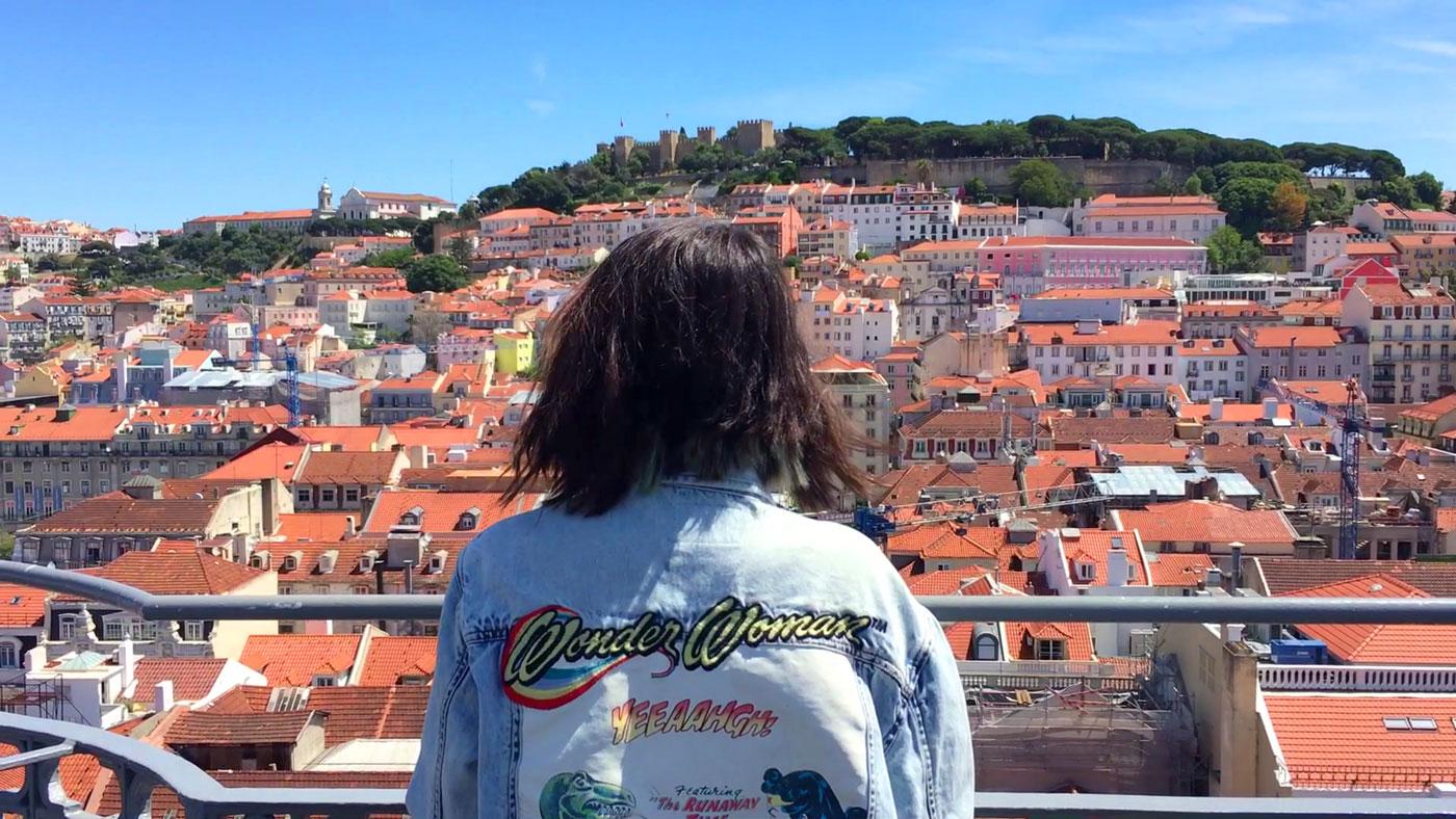 Meilleures adresse à Lisbonne - Ascenceur Santa Justa
