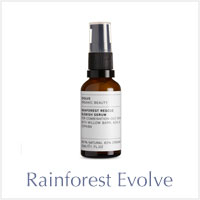Sérum rainforest evolve