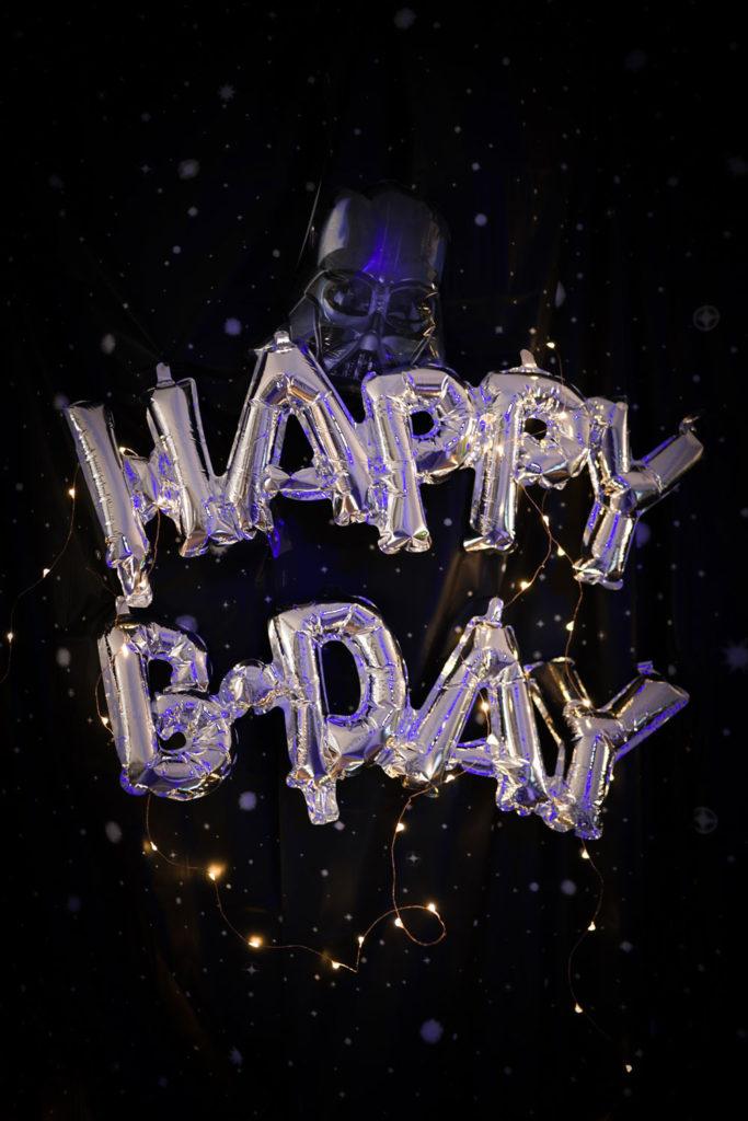 anniversaire, deco, diy, theme, star wars, stormtrooper, fete,