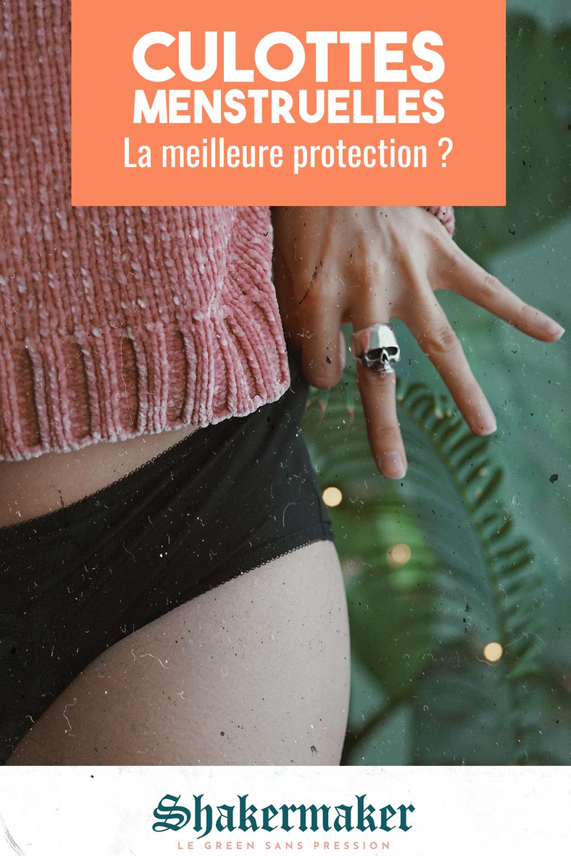 culotte regle, menstruelle,protection, fempo