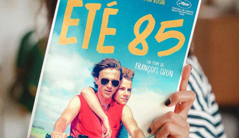 critique été 85 cinema français Francois ozon